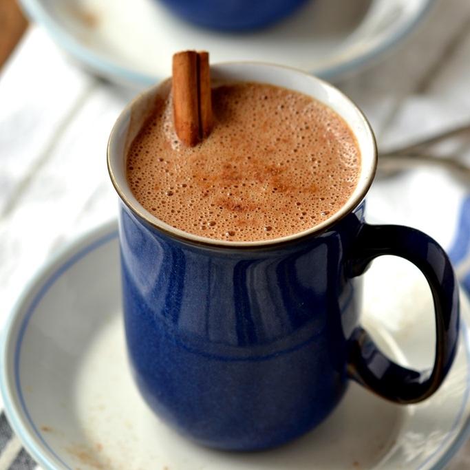 Chaga Spiced Chocolate