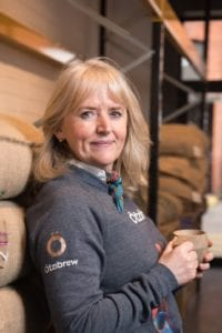 Tricia McNeilly, Founder Ötzibrew
